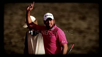 TaylorMade TV Spot, '#1 Is Never Done' Featuring Jason Day