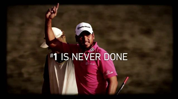 TaylorMade TV Spot, '#1 Is Never Done' Featuring Jason Day - Thumbnail 6