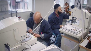 Shinola TV Spot, 'VICELAND: Meet Tarez From Our Leather Team' - Thumbnail 1