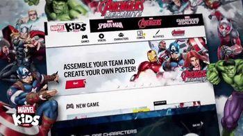 MarvelKids.com TV Spot, 'Avengers Recruits'