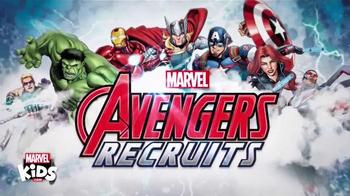 MarvelKids.com TV Spot, 'Avengers Recruits' - Thumbnail 1