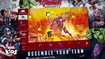 MarvelKids.com TV Spot, 'Avengers Recruits' - Thumbnail 3