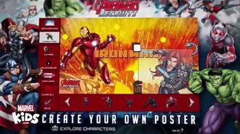 MarvelKids.com TV Spot, 'Avengers Recruits' - Thumbnail 4