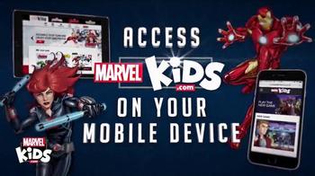 MarvelKids.com TV Spot, 'Avengers Recruits' - Thumbnail 7