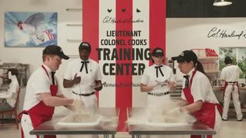 KFC TV Spot, 'Lieutenant Col. Cooks' - 579 commercial airings
