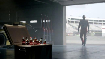 Coca-Cola TV Spot, 'Retirement Party' Feat. Tony Stewart, Danica Patrick - Thumbnail 2