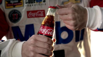 Coca-Cola TV Spot, 'Retirement Party' Feat. Tony Stewart, Danica Patrick - 28 commercial airings