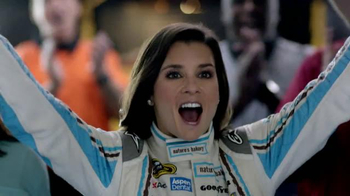Coca-Cola TV Spot, 'Retirement Party' Feat. Tony Stewart, Danica Patrick - Thumbnail 4