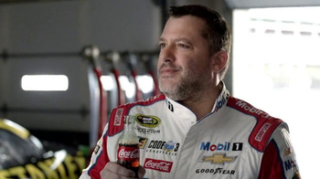 Coca-Cola TV Spot, 'Retirement Party' Feat. Tony Stewart, Danica Patrick - Thumbnail 8
