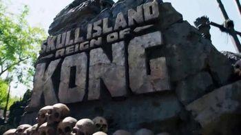 Skull Island: Reign of Kong TV Spot, 'Dangerous' Ft. Erin Ryder - 1 commercial airings