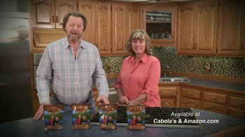 Babe & Kris Winkelman's Family Recipes TV Spot, 'Breading Mixes' - Thumbnail 6