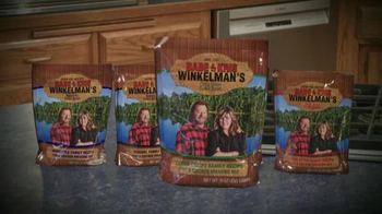Babe & Kris Winkelman's Family Recipes TV Spot, 'Breading Mixes'