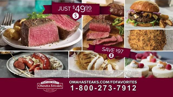 Omaha Steaks Father's Day Favorites TV Spot, 'Father's Day is Coming' - Thumbnail 6