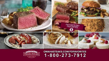 Omaha Steaks Father's Day Favorites TV Spot, 'Father's Day is Coming' - Thumbnail 4