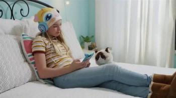 Hoodphones TV Spot, 'Headphones in a Hat' - Thumbnail 1