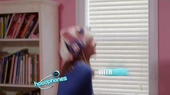Hoodphones TV Spot, 'Headphones in a Hat' - Thumbnail 3