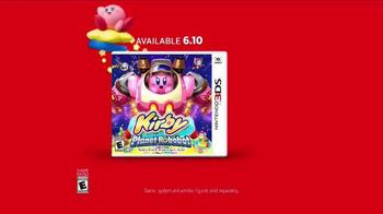 Kirby: Planet Robobot TV Spot, 'New Kirby Series amiibo Teaser' - Thumbnail 10