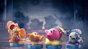 Kirby: Planet Robobot TV Spot, 'New Kirby Series amiibo Teaser' - Thumbnail 3