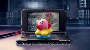 Kirby: Planet Robobot TV Spot, 'New Kirby Series amiibo Teaser' - 406 commercial airings