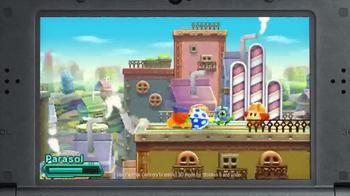 Kirby: Planet Robobot TV Spot, 'New Kirby Series amiibo Teaser' - Thumbnail 8
