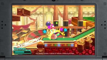 Kirby: Planet Robobot TV Spot, 'New Kirby Series amiibo Teaser' - Thumbnail 9