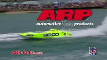 ARP Bolts TV Spot, 'Super Boat Racers' - Thumbnail 1