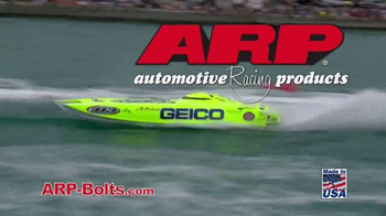 ARP Bolts TV Spot, 'Super Boat Racers' - Thumbnail 2
