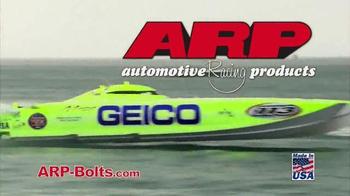 ARP Bolts TV Spot, 'Super Boat Racers' - Thumbnail 3