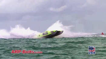 ARP Bolts TV Spot, 'Super Boat Racers' - Thumbnail 4