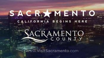 Visit Sacramento TV Spot, 'Brews, Beans and Bikes' - Thumbnail 7