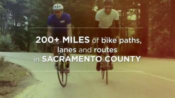 Visit Sacramento TV Spot, 'Brews, Beans and Bikes' - Thumbnail 6
