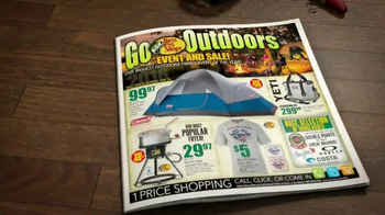 Bass Pro Shops Go Outdoors Event and Sale TV Spot, 'Flashlights and Crocs' - Thumbnail 4