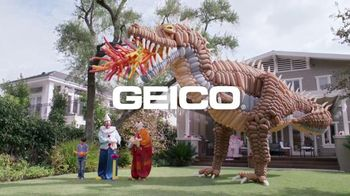GEICO TV Spot, 'Clownin' Around: More More More' - Thumbnail 8