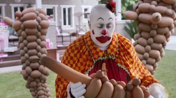 GEICO TV Spot, 'Clownin' Around: More More More' - Thumbnail 5
