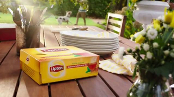 Lipton Iced Tea TV Spot, 'What Makes a Lipton Meal?' - Thumbnail 2