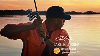 Vamos A Pescar TV Spot, 'Así vamos a pescar' con Carlos Correa [Spanish]