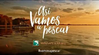 Vamos A Pescar TV Spot, 'Así vamos a pescar' con Carlos Correa [Spanish] - Thumbnail 10