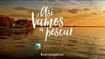 Vamos A Pescar TV Spot, 'Así vamos a pescar' con Carlos Correa [Spanish] - Thumbnail 9