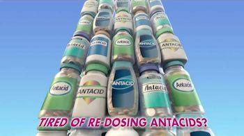 Zantac Duo Fusion TV Spot, 'Re-Dosing Antacids'