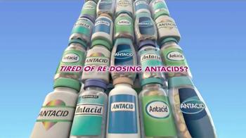 Zantac Duo Fusion TV Spot, 'Re-Dosing Antacids' - Thumbnail 1