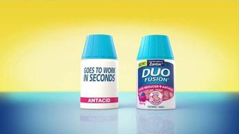 Zantac Duo Fusion TV Spot, 'Re-Dosing Antacids' - Thumbnail 5