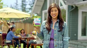 Digestive Advantage TV Spot, 'Crash a Party' Featuring Kristi Yamaguchi - Thumbnail 8