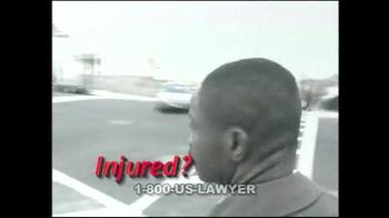 1-800-US-LAWYER TV Spot, 'Car Accident' - Thumbnail 1