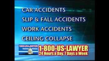 1-800-US-LAWYER TV Spot, 'Car Accident' - Thumbnail 3