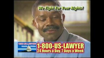 1-800-US-LAWYER TV Spot, 'Car Accident' - Thumbnail 4