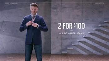 Men's Wearhouse Memorial Day Sale TV Spot, 'Designer Jeans & Suits' - Thumbnail 6