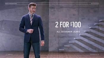 Men's Wearhouse Memorial Day Sale TV Spot, 'Designer Jeans & Suits' - Thumbnail 7