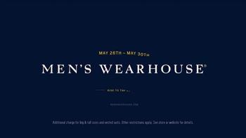 Men's Wearhouse Memorial Day Sale TV Spot, 'Designer Jeans & Suits' - Thumbnail 9