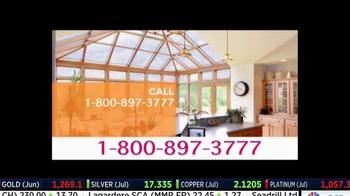 Four Seasons Sunrooms TV Spot, 'It's Time for Four Seasons' - Thumbnail 10