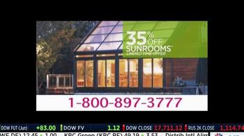 Four Seasons Sunrooms TV Spot, 'It's Time for Four Seasons' - Thumbnail 6